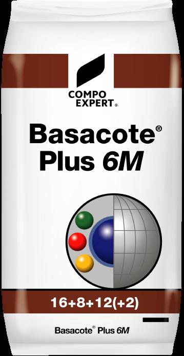 Basacote Plus 6M 16.8.12 + 2 MgO