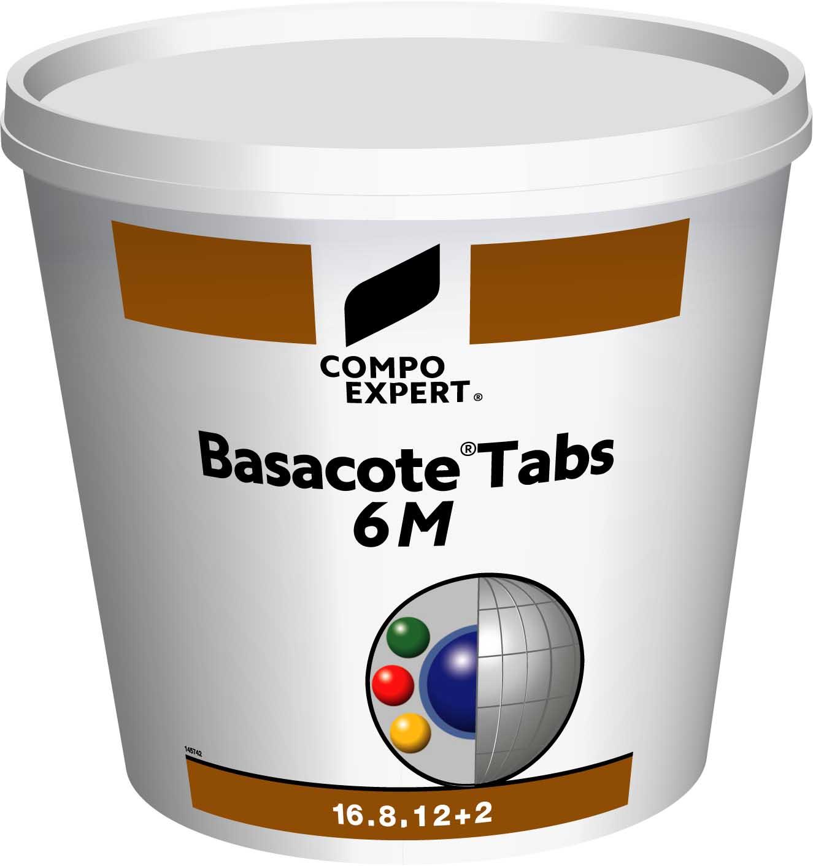 Basacote Tabs 6M 16.8.12 + 2 MgO