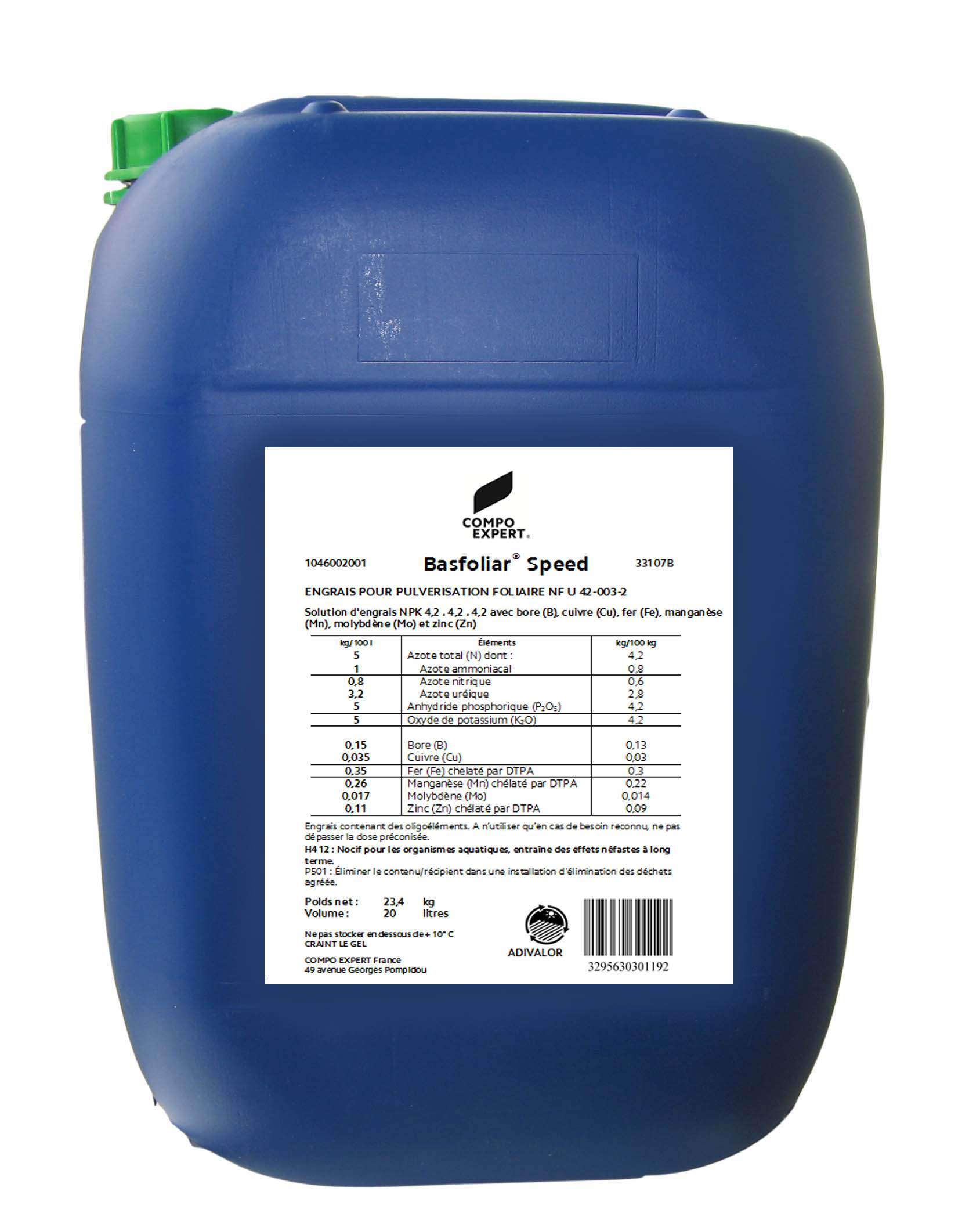 Basfoliar Speed