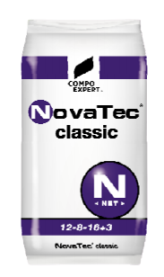 NovaTec Classic 12-8-16 (+ 3 + 25)