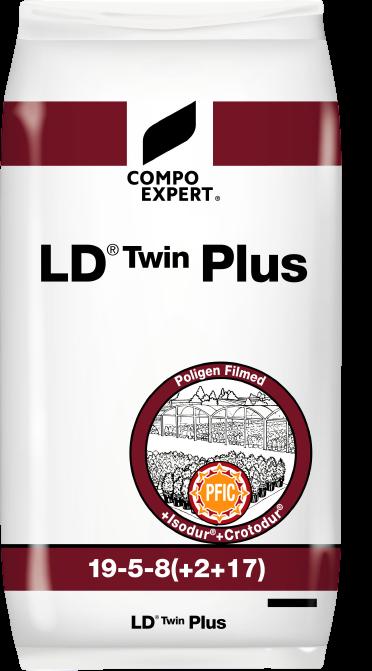 LD Twin Plus 19.5.8 + 2 MgO