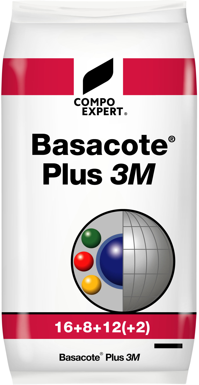 Basacote Plus 3M 16.8.12 + 2 MgO