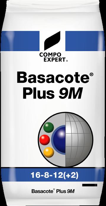 Basacote Plus 9M 16.8.12 + 2 MgO