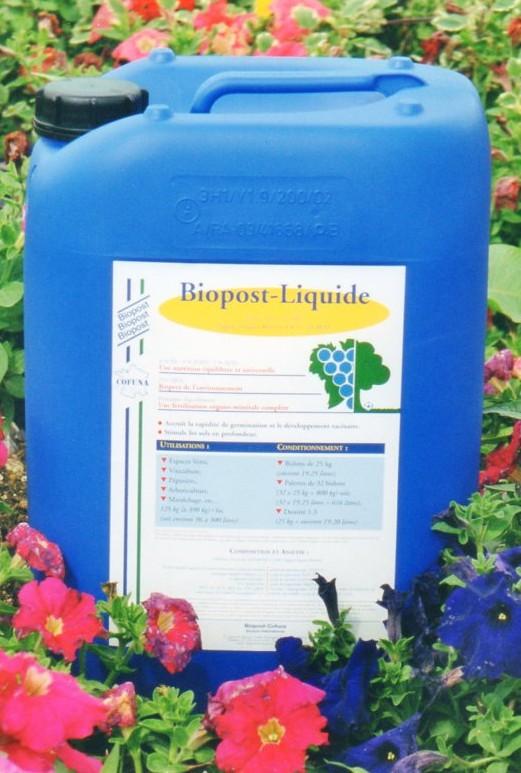 Biopost liquide  N8+22MO+Acides aminés