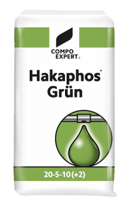Hakaphos Vert 20.5.10 + 2 MgO
