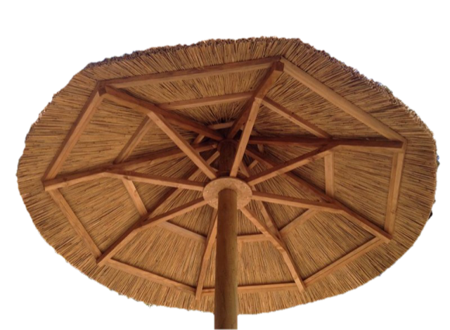 Parasol en sagne