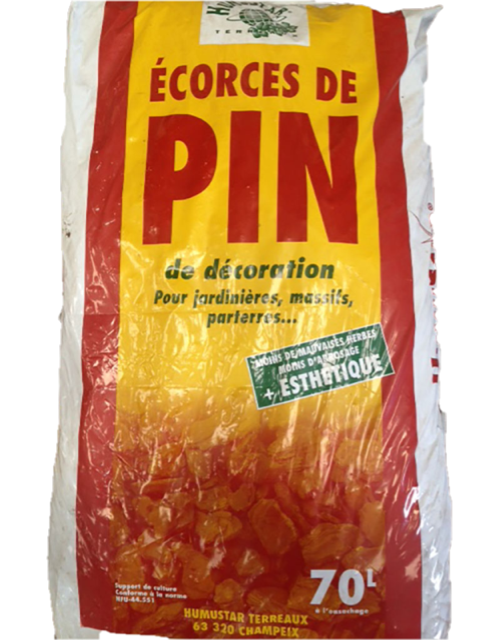 Écorces de Pin