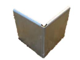 Angle pour Bordure Acier Galvanisée
