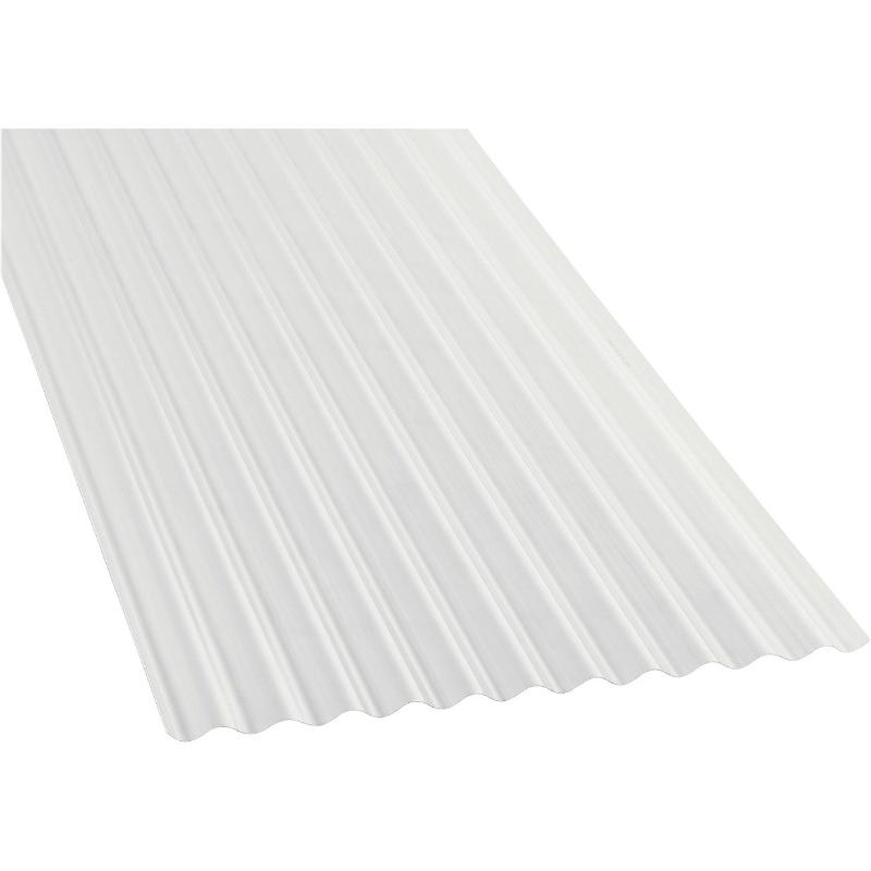Plaques Polycarbonates Ondulées