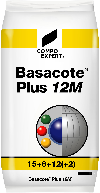 Basacote Plus 12M 15.8.12 + 2 MgO