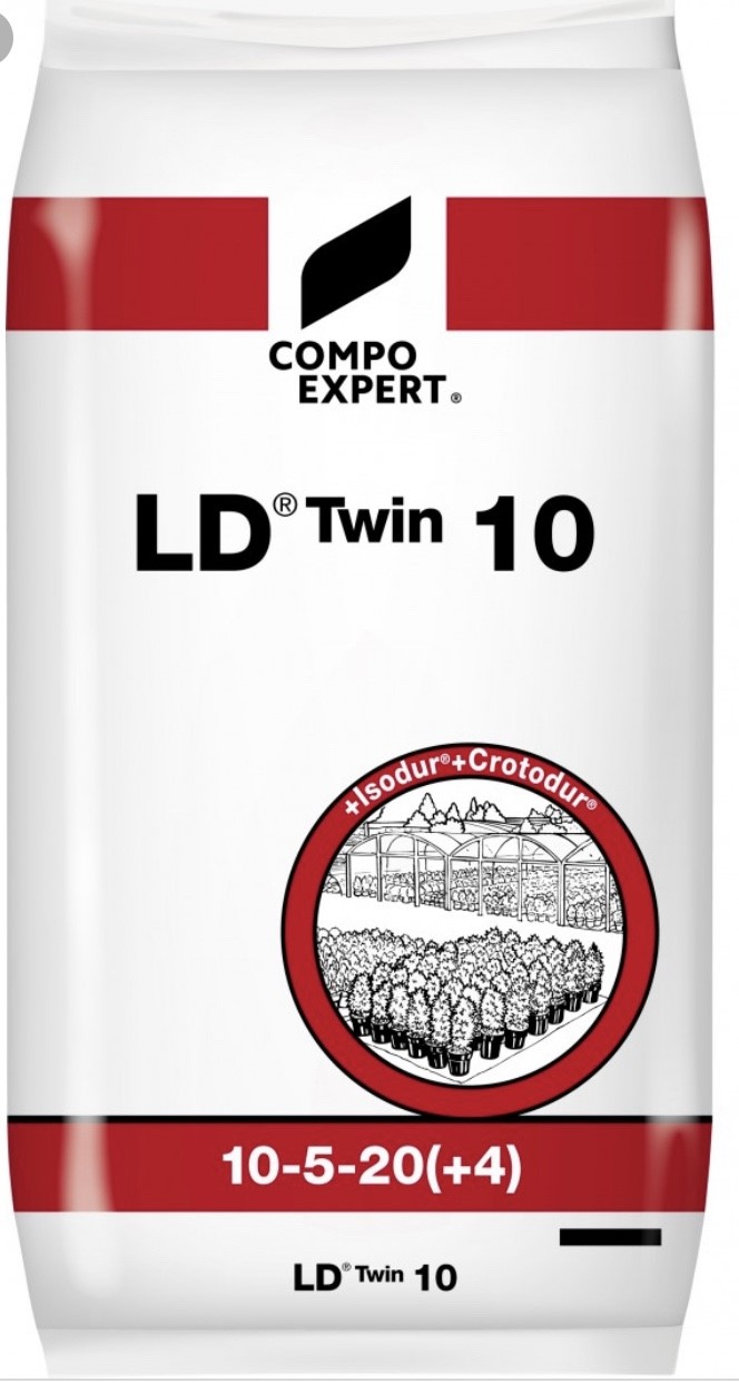 LD Twin 10 10-5-20 + 4 MgO
