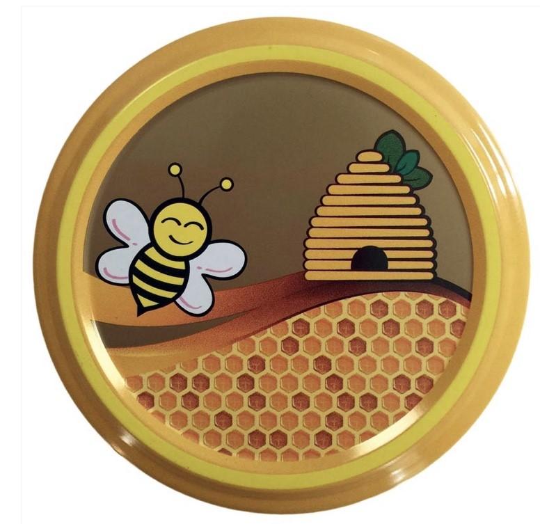 Capsules abeille et ruche