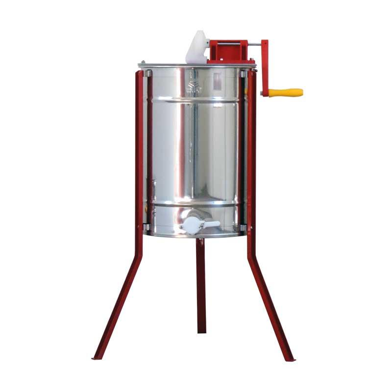 Extracteur tangentiel 2-4 cadres manuel avec pieds Lega