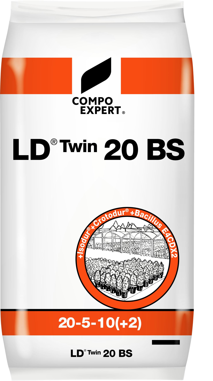 LD Twin 20 BS – 20-5-10 + 2 MgO + OE