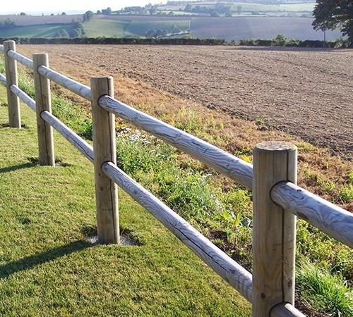 Piquet clôture équestre